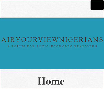 Siddharth Singh make the theme of airyourviewnigerians.com, in wordpress with responsive feature.